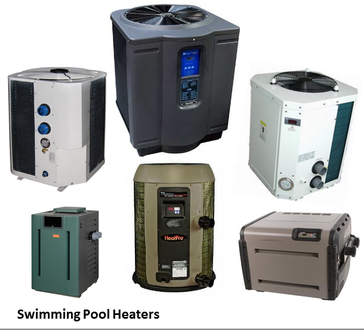 West Michigan Swimming Or Lap Pool Gas Heater Repair