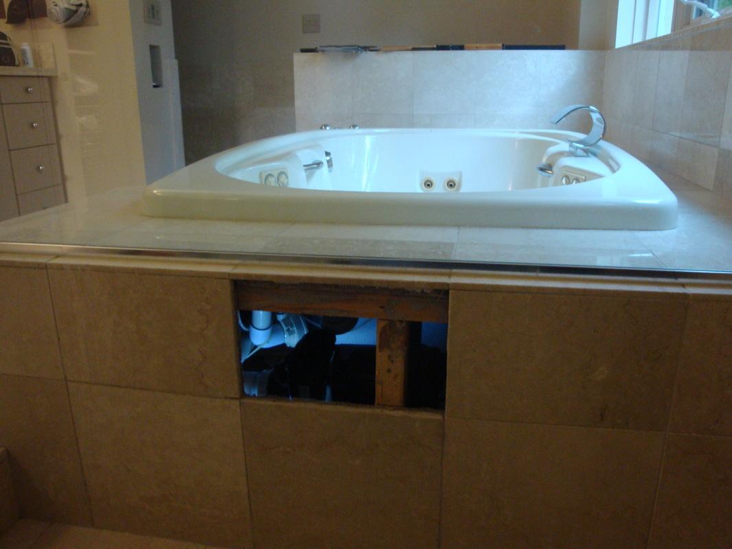 Whirlpool Bath Leak Repair Leaks Spadepot Com Service