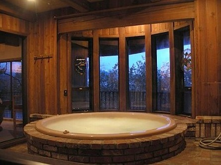 Acrylic Spa Hot Tub Or Jacuzzi Surface Care And