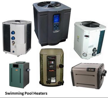 West Michigan Swimming Or Lap Pool Gas Heater Repair