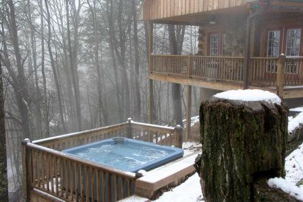 Protect Outdoor Spa Hot Tub From Freezing